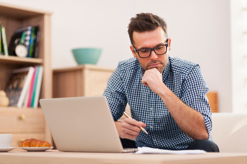 Why work-at-home works for us