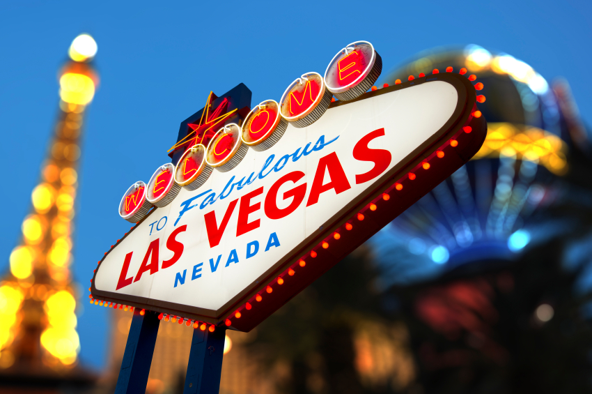 Las Vegas or Bust! Employee Engagement is key to success.