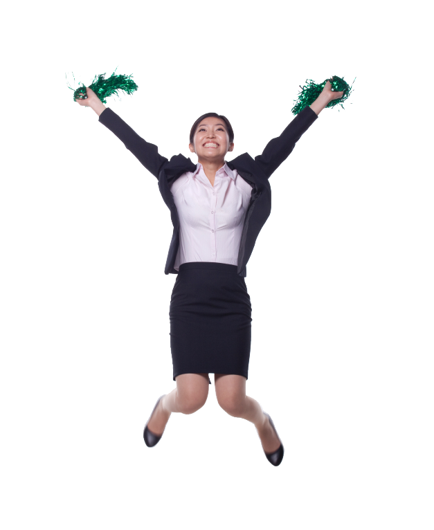 Personal Cheerleaders: Should Management Double as Employee Coaches?