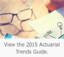 View the 2015 Actuarial Trends Guide.