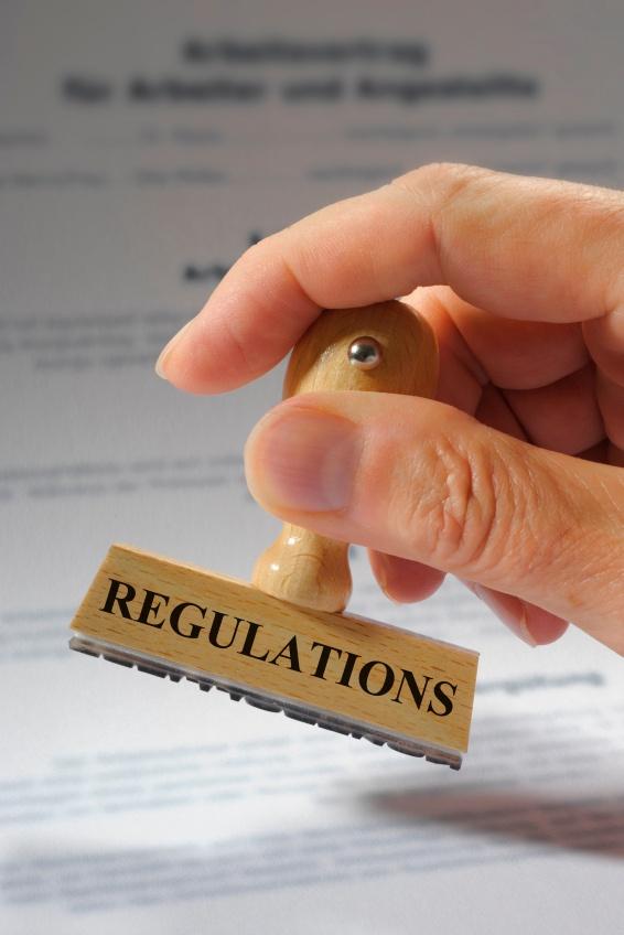 Increased industry regulation