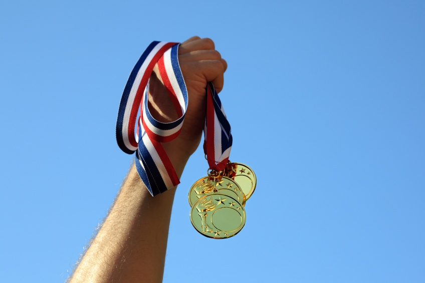 Insuring Olympic Medals