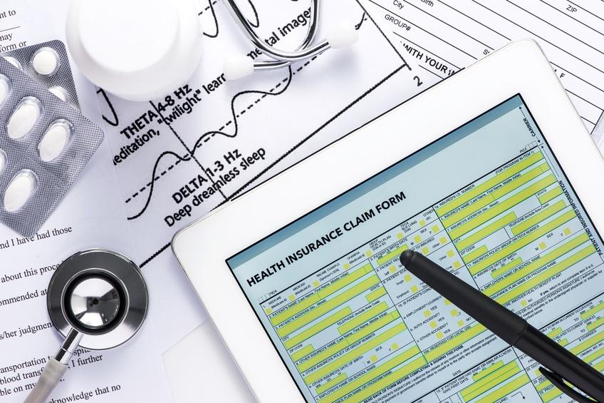 Sector Job Growth - Health Insurance Claims